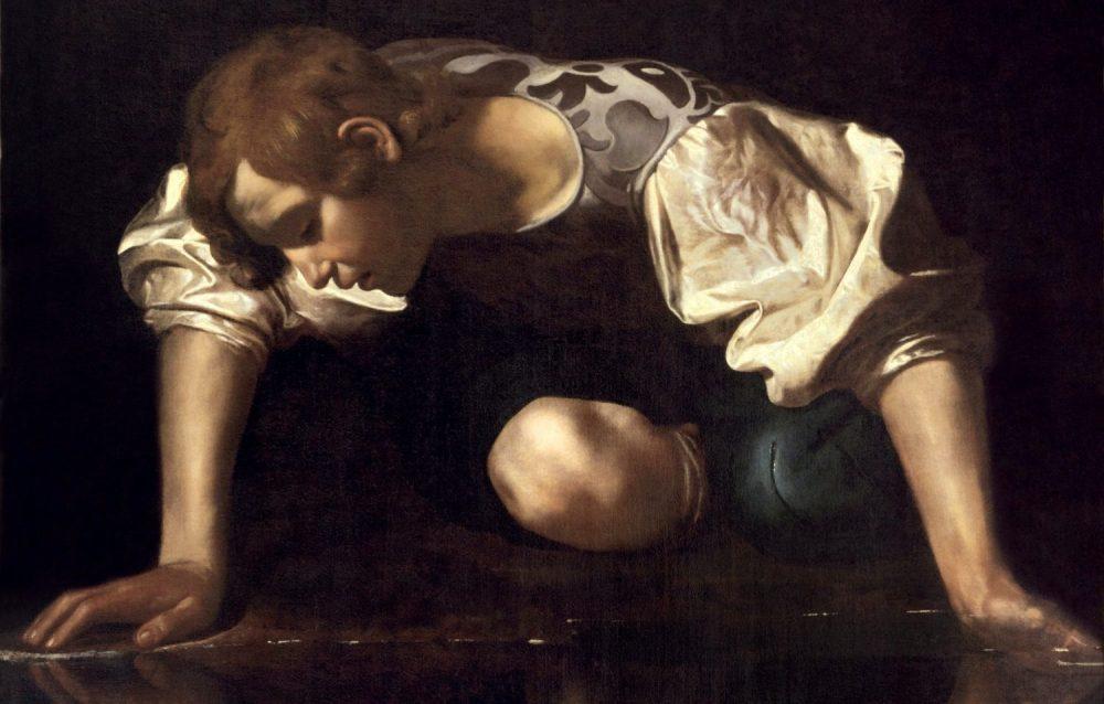 Caravaggio-un-particolare-del-Narciso-1500x958